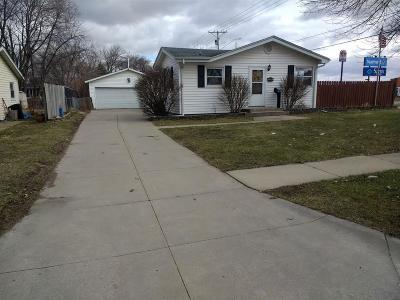 Hiawatha Single Family Home For Sale: 309 9th Avenue