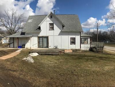 Shellsburg Single Family Home For Sale: 307 Main Street NW