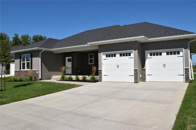 Tiffin Single Family Home For Sale: 1805 Green Oak Pass