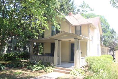 Mt Vernon Single Family Home For Sale: 312 5th Avenue NW