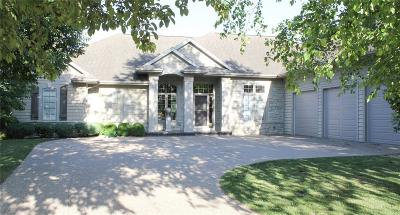Cedar Rapids Single Family Home For Sale: 4620 Black Oak Court NE