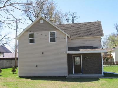 Central City Single Family Home For Sale: 419 Barber Street