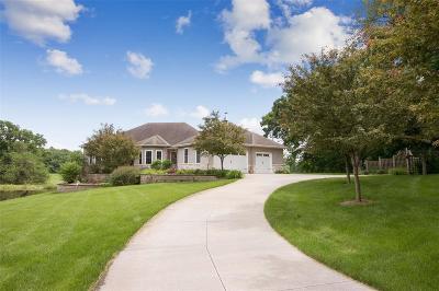Cedar Rapids Single Family Home For Sale: 1646 Eagle View Lane SE