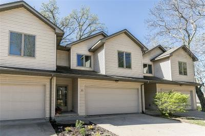 Coralville Condo/Townhouse For Sale: 936 23rd Avenue #G