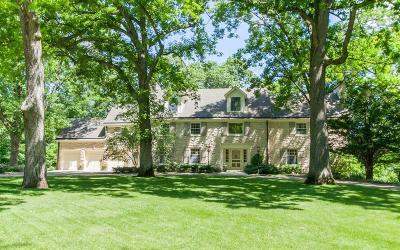 Cedar Rapids Single Family Home For Sale: 3450 Indian Road SE