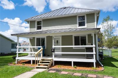 Monticello Single Family Home For Sale: 624 S Sycamore Street