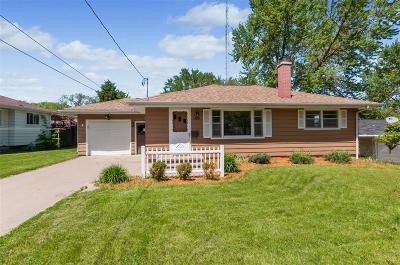 Marion Single Family Home For Sale: 850 Knollcrest Drive