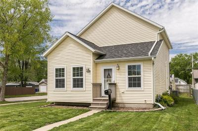 Cedar Rapids Single Family Home For Sale: 1200 8th Street NW