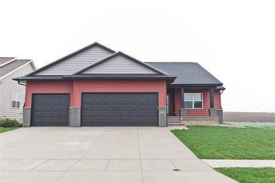 Cedar Rapids Single Family Home For Sale: 3114 Falcon View Road SW