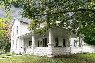 Lisbon Single Family Home For Sale: 115 S Washington Street