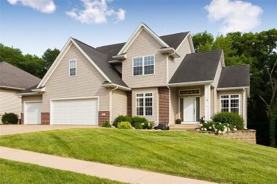Cedar Rapids Single Family Home For Sale: 247 McKinsie Court NE