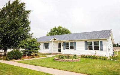 Vinton Single Family Home For Sale: 1205 15th Street E