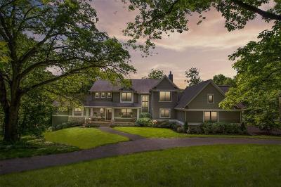 Cedar Rapids Single Family Home For Sale: 6630 Country Creek Lane