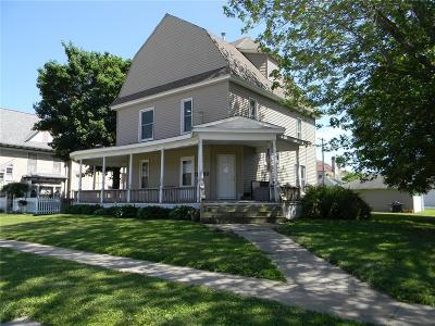 Marengo IA Multi Family Home For Sale: $79,800