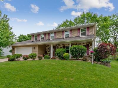 Cedar Rapids Single Family Home For Sale: 6920 Wilton Drive NE