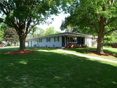 Cedar Rapids Single Family Home For Sale: 1123 30th Street SE