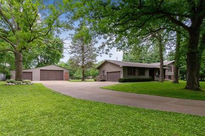Cedar Rapids Single Family Home For Sale: 8800 Spring Green Court