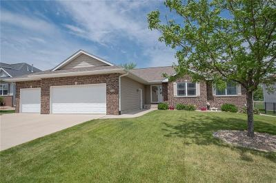 Cedar Rapids Single Family Home For Sale: 806 Amelia Drive NE