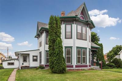 Vinton Single Family Home For Sale: 504 5th Street E