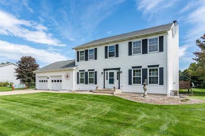 Cedar Rapids Single Family Home For Sale: 9226 Deer Ridge Drive