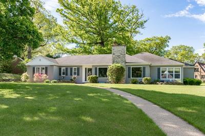 Cedar Rapids Single Family Home For Sale: 2451 Grande Avenue SE