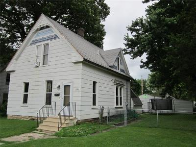 Cedar Rapids Single Family Home For Sale: 1225 3rd Street SW