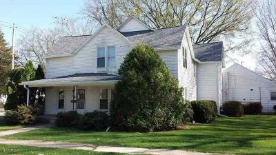 Marengo IA Multi Family Home For Sale: $110,000