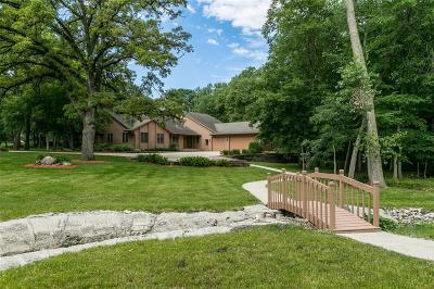 Cedar Rapids Single Family Home For Sale: 5601 Antler Drive
