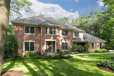 Cedar Rapids Single Family Home For Sale: 4115 Greystone Drive