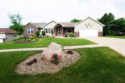 Robins Single Family Home For Sale: 115 Shelly Drive