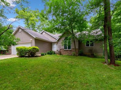 Vinton Single Family Home For Sale: 3078 59th St Trail #Lot 2