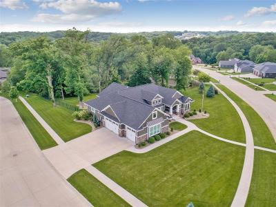Cedar Rapids Single Family Home For Sale: 4375 Pioneer Trail SE