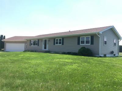 Vinton Single Family Home For Sale: 1510 Washington Drive