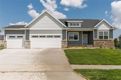 Marion Single Family Home For Sale: 1366 Crescent Oak Lane