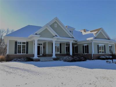 Cedar Rapids Single Family Home For Sale: 4631 Doe Run Drive