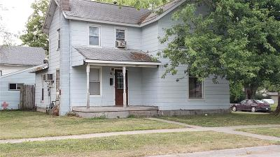 Marengo Single Family Home For Sale: 597 Clinton Avenue