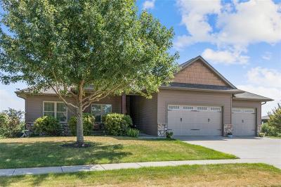 North Liberty Single Family Home For Sale: 1545 Poplar Lane