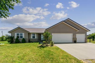 Shueyville, Swisher Single Family Home For Sale: 2941 Far Far Way NE