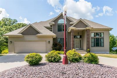 Marion Single Family Home For Sale: 1280 Indian Creek Road