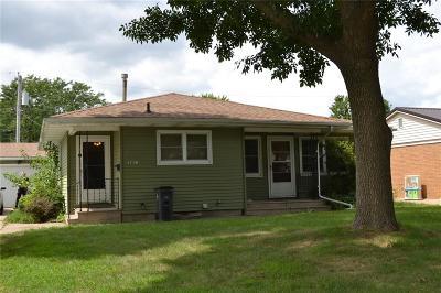 Cedar Rapids Single Family Home For Sale: 4738 Danbury Street NE