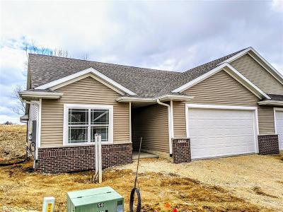Cedar Rapids Condo/Townhouse For Sale: 4146 Lakeview Drive SW