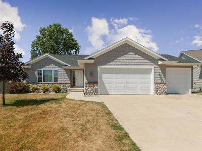Springville Single Family Home For Sale: 712 Wild Pine Court