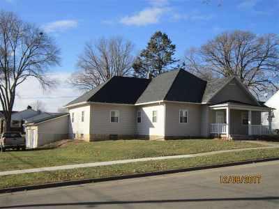Single Family Home For Sale: 512 S Niagara Street