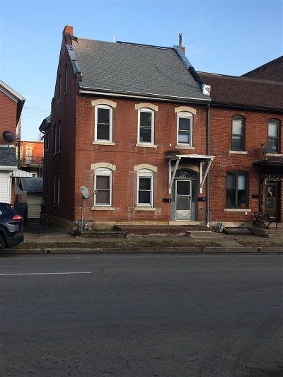 Dubuque Multi Family Home For Sale: 1922 White Street
