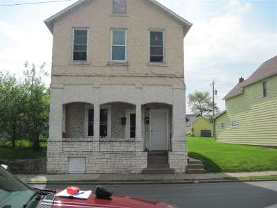 Dubuque Multi Family Home For Sale: 1220 Rhomberg Avenue