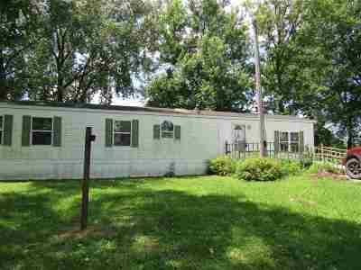 Single Family Home For Sale: 23801 E Circle Drive