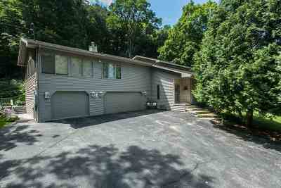 Single Family Home For Sale: 7690 Hidden Valley Rd. Road