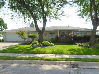 Single Family Home For Sale: 2700 N Grandview Avenue