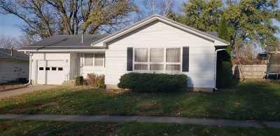 Single Family Home For Sale: 210 Locust Street