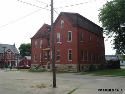 Multi Family Home Subj Tocontingency-Noshow: 2887 Central Avenue